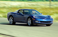 FAASST Performance Driving School | Chevy Corvette